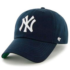 New York Yankees Bergen Clean Up Adjustable Cap by  47 Brand - MLB.com 6b8de4a6f9