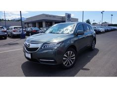 Used 2014 Acura MDX SH-AWD with Technology Package For Sale - A13668A | Murray UT | Serving Salt Lake City, West Valley City, Sandy