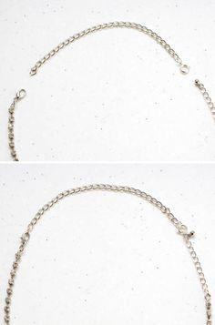 DIY Necklace Extender | Bit Square