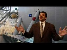 Neil deGrasseTyson on the Astrophysics of Star Trek.  Not very technical, but interesting discussion!