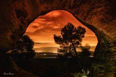 Foto de la web www.meencantamurcia.es donde se puede encontrar información sobre nuestro monte y sus historias. Murcia, Celestial, Sunset, Outdoor, Legends, Cities, Travel, Photos, Outdoors