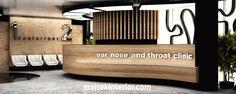 Desain Interior Klinik Khusus THT (Telinga Hidung Tenggorok) di Jakarta. Karya http://arsitekinterior.com (1)