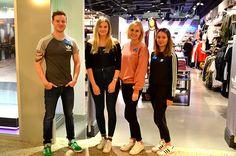 Das adidas-Store-Team im Allee-Center freut sich auf euren Besuch. #adidas #magmag #alleecentermagdeburg #store