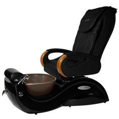 J&A Cleo RX Pedicure Spa Chair (Granite Bowl)  Free Shipping - Cleo RX pedicure chair with granite bowl is perfect for comfort and sleek designed base. The pedicu... $2,595.00