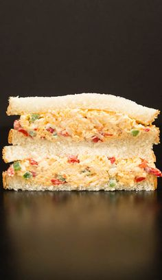 Best Pimento Cheese Sandwich Recipe - Pimento Cheese Recipe recipes for two recipes fry recipes Pimento Cheese Sandwiches, Homemade Pimento Cheese, Pimento Cheese Recipes, Pimiento Cheese, Cheese Sandwich Recipes, Tea Sandwiches, Southern Appetizers, Southern Recipes, Southern Food