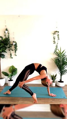 Vinyasa Yoga Flow 30 Day Split Guide This 30 Day Split Guide Will Provide You With 30 Days Of Sequences Designed To Deepen Your Splits The Goal Is Tha… – Yoga Vinyasa Yoga, Yoga Bewegungen, Hot Yoga, Pilates Poses, Pilates Video, Yoga Pilates, Yoga Flow, Pilates Workout Routine, Yoga Routine