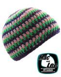 Tri Tone Häkelmütze dreifarbig Tone, Mac, Beanie, Fashion, Moda, Fashion Styles, Beanies, Fashion Illustrations, Poppy