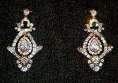 July Prince Charles marries Lady Diana Spencer in Saint Paul's Cathedral. Earrings belonging to the Spencer family that Lady Diana wore during her wedding to Prince Charles Lady Diana Spencer, Spencer Family, Princess Diana Jewelry, Princess Diana Wedding, Opal Necklace, Diamond Earrings, Wedding Earrings, Wedding Jewelry, Bijoux Art Deco