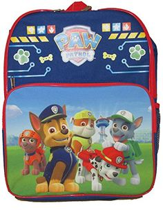 "Nickelodeon Paw Patrol 16"" Cargo Backpack Nickelodeon http://www.amazon.com/dp/B01DEFR7C6/ref=cm_sw_r_pi_dp_Ra2ixb1VZ4DXG"