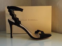 Loeffler Randall Amelia Sandals Black #LoefflerRandall #Sandals #Party