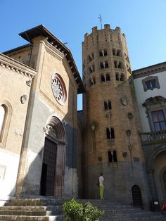 Orvieto, Umbria Italy I stayed just a few block away in a nice apartment, last year!