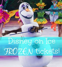 Disney on Ice Frozen schedule is here for 2015! Purchase your tickets quick as these will go FAST. Long Beach, San Diego, LA and Ontario venues available.