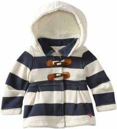 Roxy Kids Over And Out Sweater, Ocean Stripe