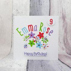 106 Best Handmade Birthday Cards Images On Pinterest Handmade