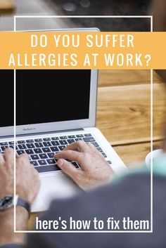 Allergies at work can be a real pain. Here's a few of the most common sources of allergies in the workplace so you can fix it and stop suffering! Commercial Carpet Cleaning, Carpet Cleaning Company, Clean Hardwood Floors, Asthma Relief, Old Dominion, Eco Friendly House, Carpet Cleaners, Laundry Detergent, How To Clean Carpet