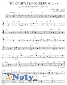 Obrázek k produktu Clarinet, Piano, Sheet Music, Education, School, Flute, Noel, Music, Songs