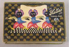 Box of Chocolates Vintage Tins, Retro Vintage, Chocolate Box, Old Pictures, Chocolates, Product Design, Finland, Nostalgia, Memories