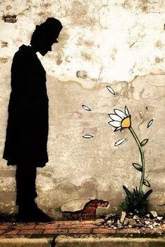 Kenny Random Street Wall Art, Urban Street Art, Street Art Graffiti, Urban Art, Banksy Graffiti, Urban Graffiti, Visual Puns, Art Rules, Amazing Street Art