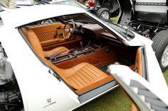 Lamborghini Miura P400 Prototype Bertone Coupe 1966 2