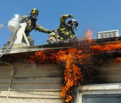 Structure Fire-Ventilation Crew.......been here more than a few times ! JBC