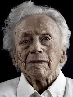 Espectaculares Retratos de Personas Mayores de 100 Años por Karsten Thormaehlen | FuriaMag | Arts Magazine