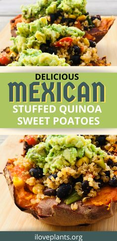 LOVED by all that try these! High protein vegan lunch or dinner idea with sweet potato. This plant-based meal is great for healthy meal planning and packed with vegan nutrition High Protein Lunch Ideas, High Protein Dinner, High Protein Vegan Recipes, Vegan Dinner Recipes, Vegetarian Recipes, High Protein Vegetarian Meals, Protein Dinners, Healthy Meals To Cook, Vegan Protein