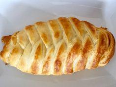 Filet z kurczaka z ananasem na kolację Baked Potato, Food And Drink, Bread, Chicken, Baking, Ethnic Recipes, Behance, Pineapple, Brot
