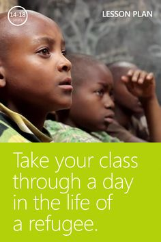 Supplement your high school government, politics, and civics curriculums with a lesson plan that gives an in-depth look at an NGO's work in UNHCR refugee camps found in Burundi, Lebanon, and Syria. #MSFTEDU (Ends on 3/2/16. New lessons added weekly!)