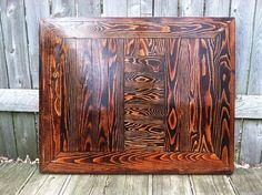 recycled wood table tops by letsbuildahome on Etsy, $100.00