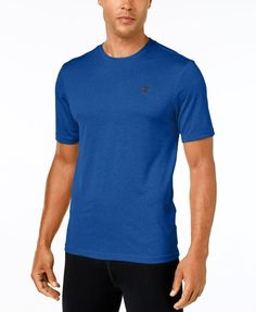 Champion Men's Short Champion Men's Short-Sleeve Performance T-Shirt Running Wear, Running Pants, Sport Shorts, Mens Running, Workout Shorts, Mens Fitness, Champion, Mens Tops, T Shirt
