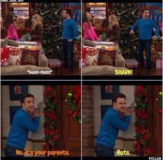 Girl Meets World Home for the Holidays