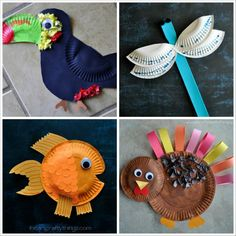 paper-plate-animal-crafts-4.jpg (600×600)