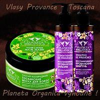 Přírodní kosmetika: Planeta Organica - Limitovaná akce :