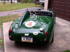 '59 Austin Healey Sprite
