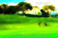 Fine Art Photography home decor Golf by PhotosbyJerryCowart, $145.00