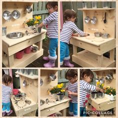 🍃We have received so many orders for our Mud Kitchens, I think we're going to have to dedicate a full week to making them!! 🍃 ⭐️If you would like to order for the summer please get your order in early. You can secure your order with a £30 deposit ⭐️#mudkitchen #messyplay #summer #gardenkitchen