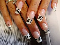 12 french manicure designs for any occasion