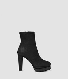 Women's Gosset Boot (Black) -