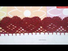 Puntillas 47 | Corazones  | Puntillas Maribel - YouTube