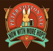 Love this one... now with more hops! Peter Cotton Ale....