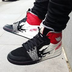 Dave White x Air Jordan 1 Retro High