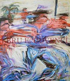 "Saatchi Online Artist Ebru E Duvenci; Painting, ""untitled, 2004, oil on canvas,85x75cm"" #art"