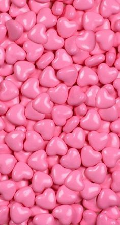 """Shimmer Pink Hearts Candy """"Cake/Cupcake/Cookie Decorations"""" in 2019 Pink Wallpaper Iphone, Aesthetic Iphone Wallpaper, Aesthetic Wallpapers, Heart Wallpaper, Pink Wallpaper Candy, Pastel Wallpaper, Black Wallpaper, Photo Rose, Pink Photo"""