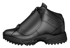 3N2 Reaction Pro Plate Mid Umpire Softball Shoes BLACK (7355-0101-EE) 12.5 (EE WIDTH) - 3n2 Reaction Pro Plate Mid Umpire Softball Shoes Official Umpire Shoe of the National Softball Association Official Umpire Shoe of National Pro Fastpitch Overview: With its wear-resistant, highly polishable, 100% genuine leather construction, REACTION PRO-PLATE MID is a great call for the officiating professio ...