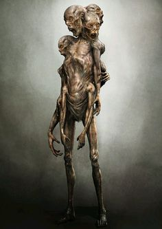 63 ideas for monster concept art horror scary Monster Art, Monster Design, Monster Concept Art, Creepy Monster, Scary Monsters, Zombies, Alien Creatures, Arte Horror, Creepy Art