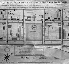 The Collins C. Diboll Vieux Carré Survey: Property Info Private Foundation, St Louis Cathedral, Building Elevation, Jackson Square, Street Image, French Colonial, 4th Street, Topographic Map, New Orleans