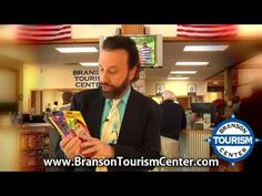 Yakov Smirnoff commercial for Branson Tourism Center in Branson MO.  Make sure and visit Branson Missouri, and see comic genius Yakov Smirnoff live on stage!