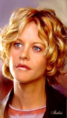 Meg Ryan played in many movies. Just some are Kate & Leopold, Top Gun, When Harry Met Sally, You've Got Mail, Sleepless in Seattle, City of Angels, When A Man Loves A Woman, DOA, The Doors, Courage Under Fire, Innerspace, Flesh & Bone, etc...