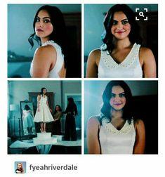 Veronica Lodge confirmation dress Riverdale