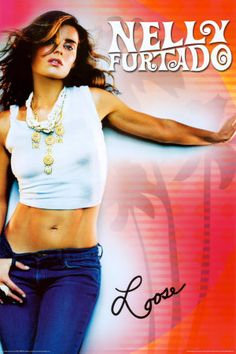 Definitely one of my most favorite people in the world, Nelly Furtado.